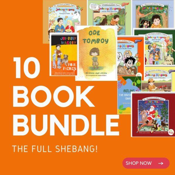 10 Bundle Book
