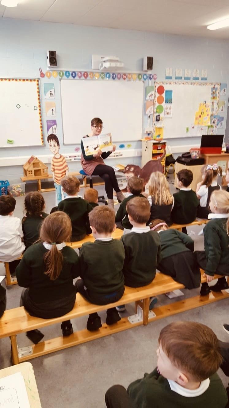 Shanbogh National school reading