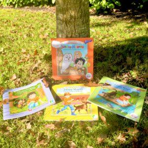 Johnny magory books oak tree