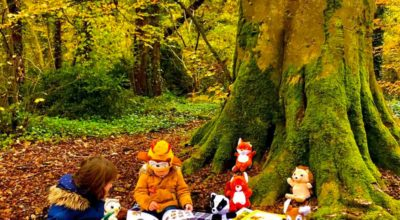 Johnny Magory and the Forest Fleadh Cheoil Children Reading
