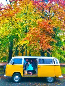 Tizzy VW Kombi Johnny Magory