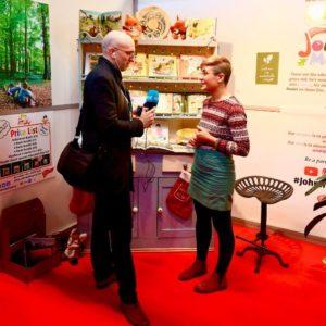 Emma-Jane Leeson interview for RTE Radio One