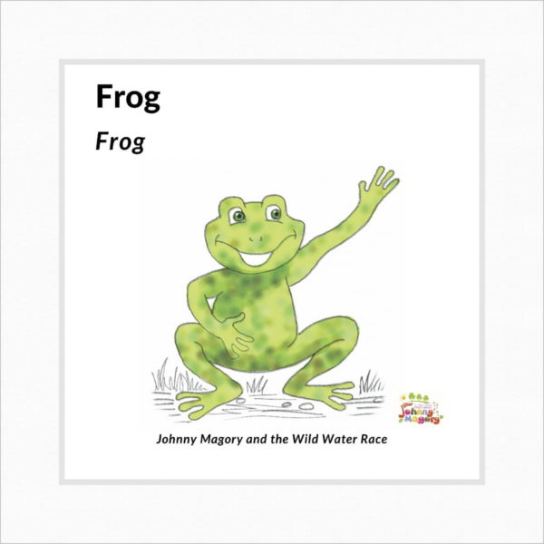 Johnny Magory Frog