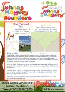Johnny Magory Rounders