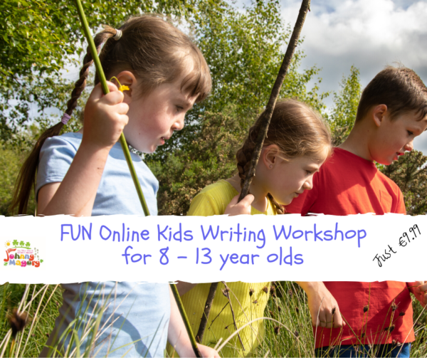 Johnny Magory WRiting Workshop