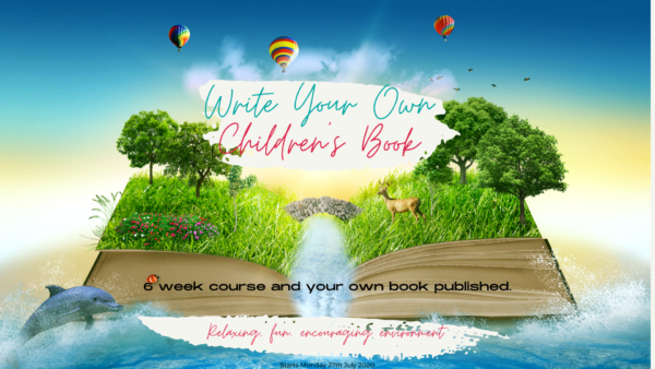 Publish your own children's book. Creative Writing course. Johnny Magory books