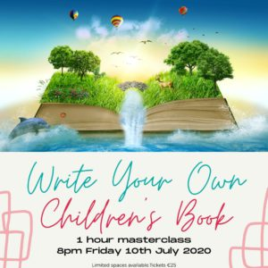 Write Your Own Children's Book Masterclass