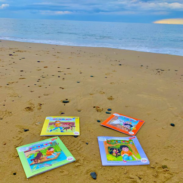 Johnny Magory Books on the Beach