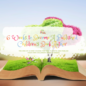 Become a children's book author