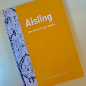 Aisling Hardback Emma-Jane Leeson Book