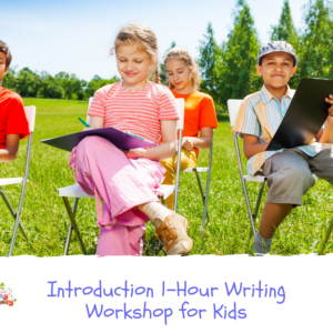 Johnny Magory Kids Writing Workshop