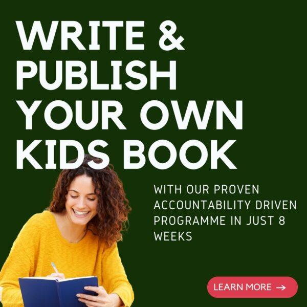 Write and publish a children's book Emma-Jane Leeson Hedge School