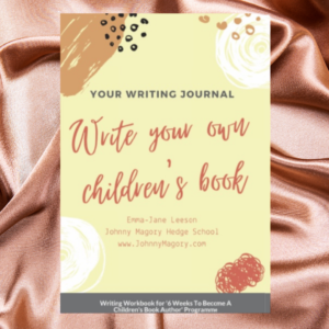 Write Your Own Children's Book Journal