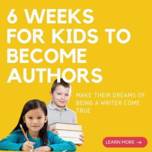 kids publish their own book emma-jane leeson johnny magory
