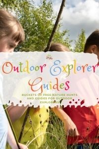 Free Outdoor Explorer Guides For Kids