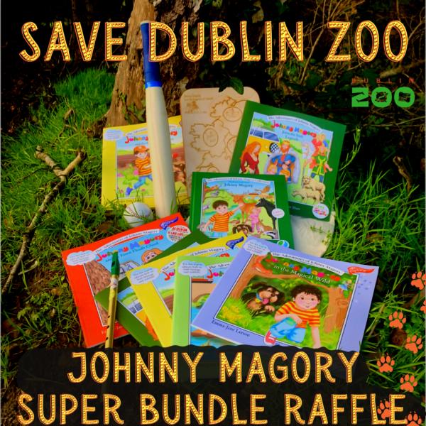 Save dublin Zoo Johnny Magory