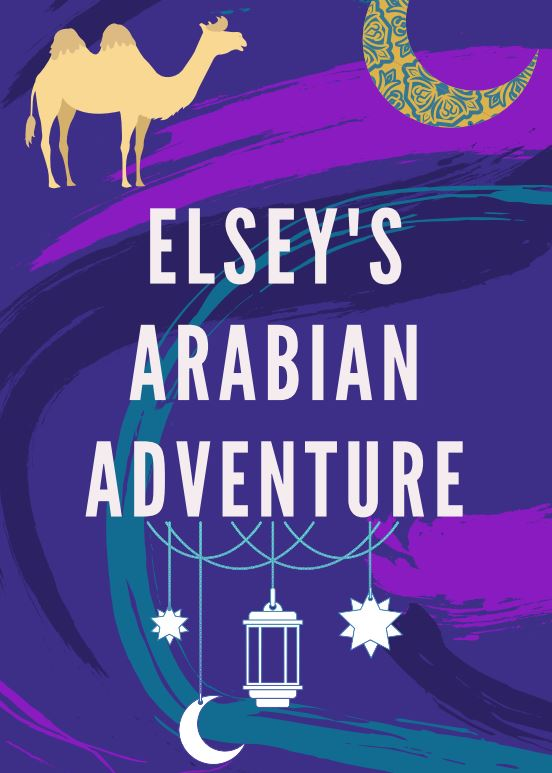 Elseys Arabian Adventure Sarah Cahill