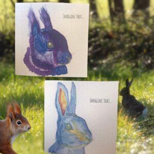 Wildlife Greeting Cards Irish