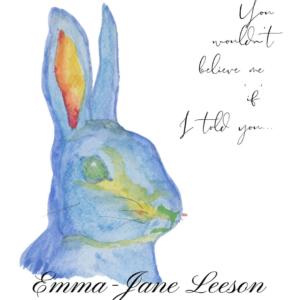 Giorra Gorm Emma-Jane Leeson Blue Hare Irish Art