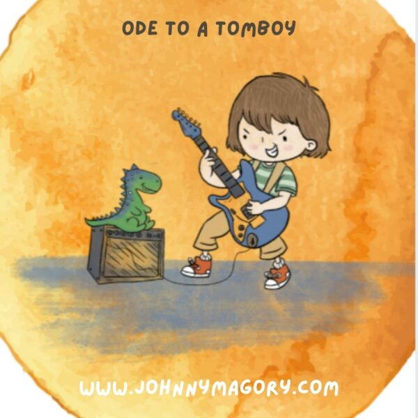 Ode to a Tomboy Pre-order