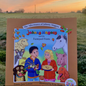Farmyard Feasta book johnny magory childrens book