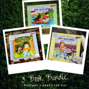 3 book bundle image
