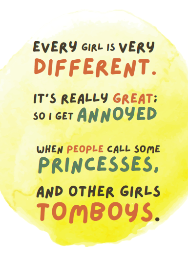 Ode to a Tomboy Page 1