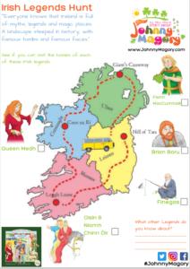 Irish Legends Hunt