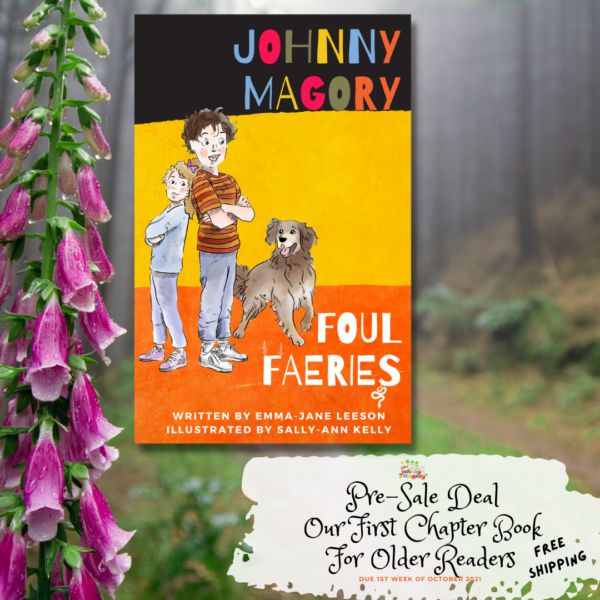 Johnny Magory Foul Faeries