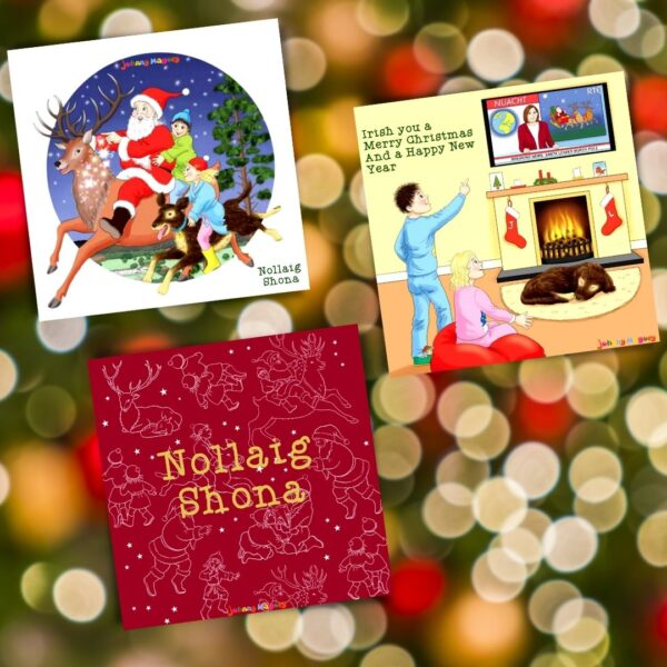 Johnny Magory Christmas Cards