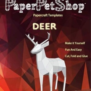 PAper Pet Kit Lord Stag